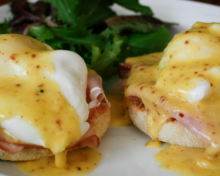brunch oeufs benedicte
