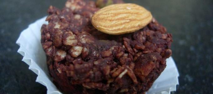 granola avoine fruits secs chocolat quinoa