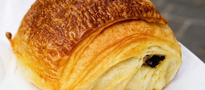 pain au chocolat maison