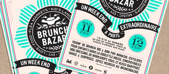 brunch bazar paris