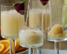 mimosa creme orange