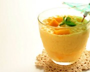 smoothie mangue ananas coco