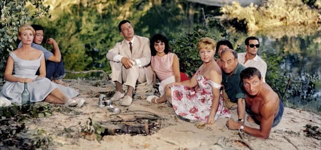Jean Renoir ~ Le Dejeuner sur l'herbe, 1959