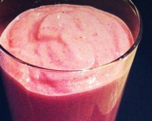 smoothie awake