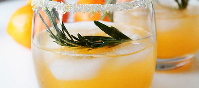 cocktail soleil hiver