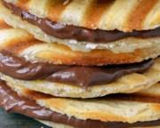 Nutella gauffres