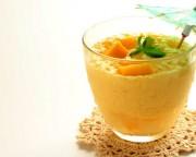 smoothie mangue ananas coco