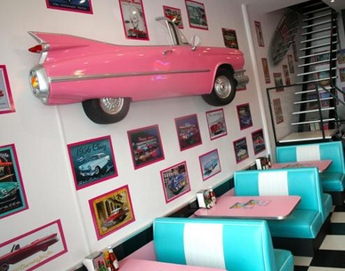 Happy Days Diner (HD Diner) - Biarritz