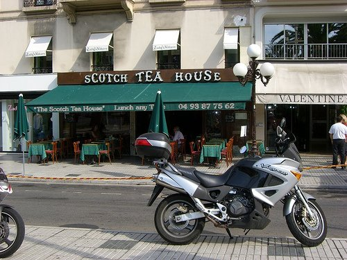 The Scotche Tea House